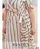 Платье №17-271-Персик Персик/52, фото 4