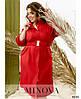 Платье №827-красный красный/48-50, фото 2