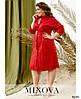 Платье №827-красный красный/48-50, фото 3