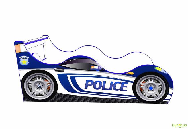 Серія Драйв Ліжко Police Д-004