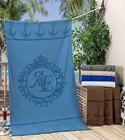 Махровое пляжное полотенце Anchor VIP
