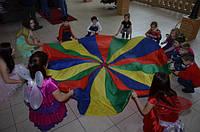 Компания Квестмания приняла у себя в гостях больше 100 детей сотрудников министерства энергетики Украины