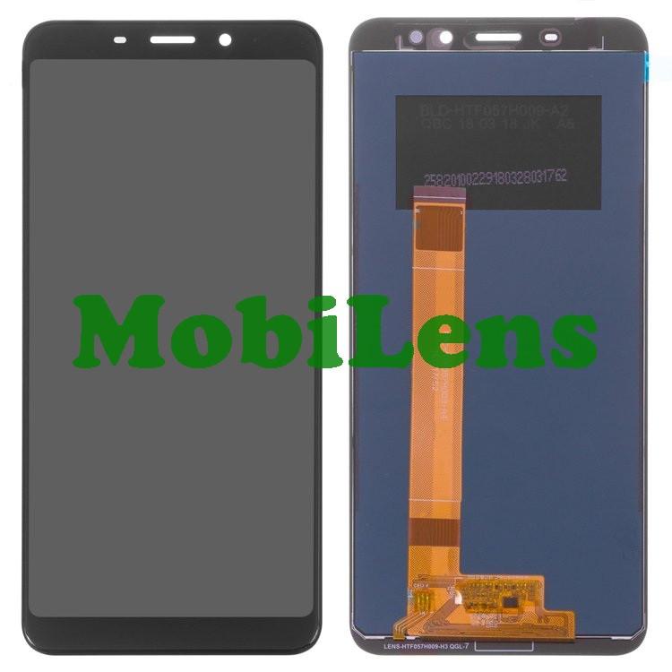 Meizu M6S, M712H Дисплей+тачскрін(модуль) чорний