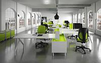 Дизайнерский комплект мебели для офиса заказать в Херсоне