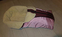 Мешок на санки на меху