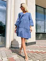 Женское платье свободного кроя, фото 1