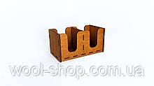 Барний організатор дерев'яний 12*21*11 см