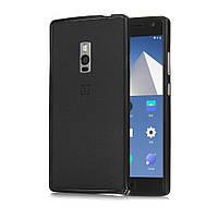 Чехол бампер Aluminium Hippocampal для OnePlus 2 черный