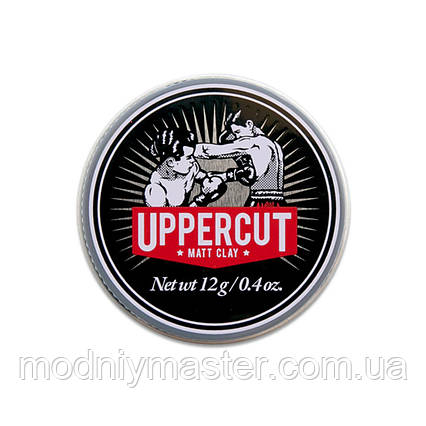 Глина Uppercut Deluxe Matt Clay 12г