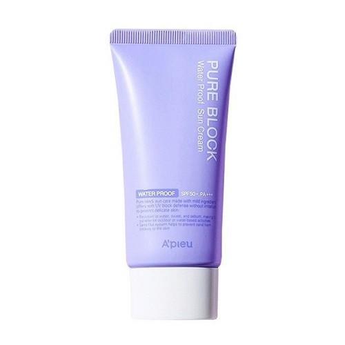 A'pieu Pure Block Water Proof Sun Cream SPF 50 Водостійкий сонцезахисний крем, 50 мл