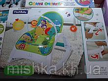 Дитяча музична крісло-гойдалка для малят
