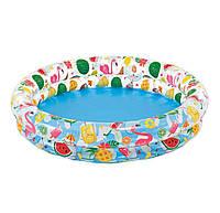 Дитячий надувний басейн 59421 Intex 122х25 див.