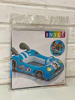 Надувний пліт Intex Машинка 59380