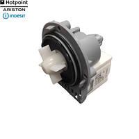 Помпа (сливной насос) для стиральной машины Ariston | Indesit | Whirlpool C00283641