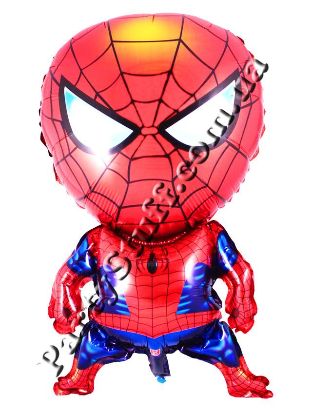 воздушный шар фигура Спайдер Мен
