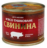 "Свиная тушенка ""Тинфуд"" 525 г"