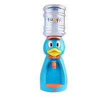 Детский Кулер для воды Утка Голубой