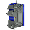 Дровяной котел длительного горения Неус-ВМ 31 кВт