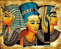Картина за номерами малювання Babylon VP1401 Символи Єгипту 40х50см набір для розпису по цифрам у коробці, фото 1