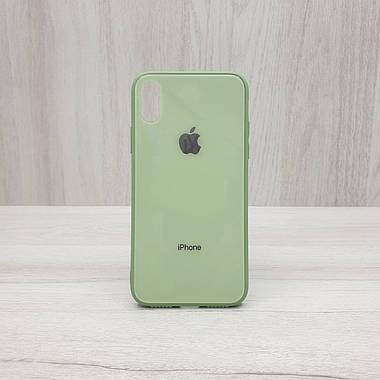 Чехол  стекло для Apple iPhone X / XS, фото 3