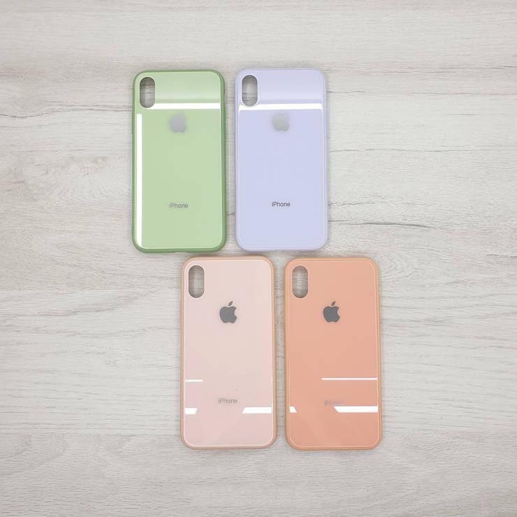 Чехол  стекло для Apple iPhone X / XS, фото 2