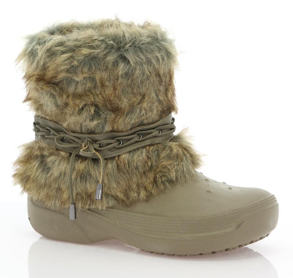 Женские ботинки ADDISON KHAKI