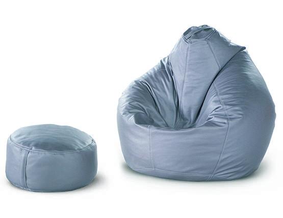 Кресло-Груша+Пуф Цилиндр (Матролюкс ТМ), фото 2