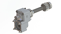 Коробка отбора мощности (КОМ) ZF 9S109-186, ZF 9S1110, 9S1115, 9S1310 для BMC - FORD - IVECO - MAN - RENAULT