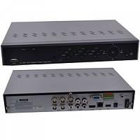 Видеорегистратор для видеонаблюдения DVR: режим пентаплекс, сжатие H.264