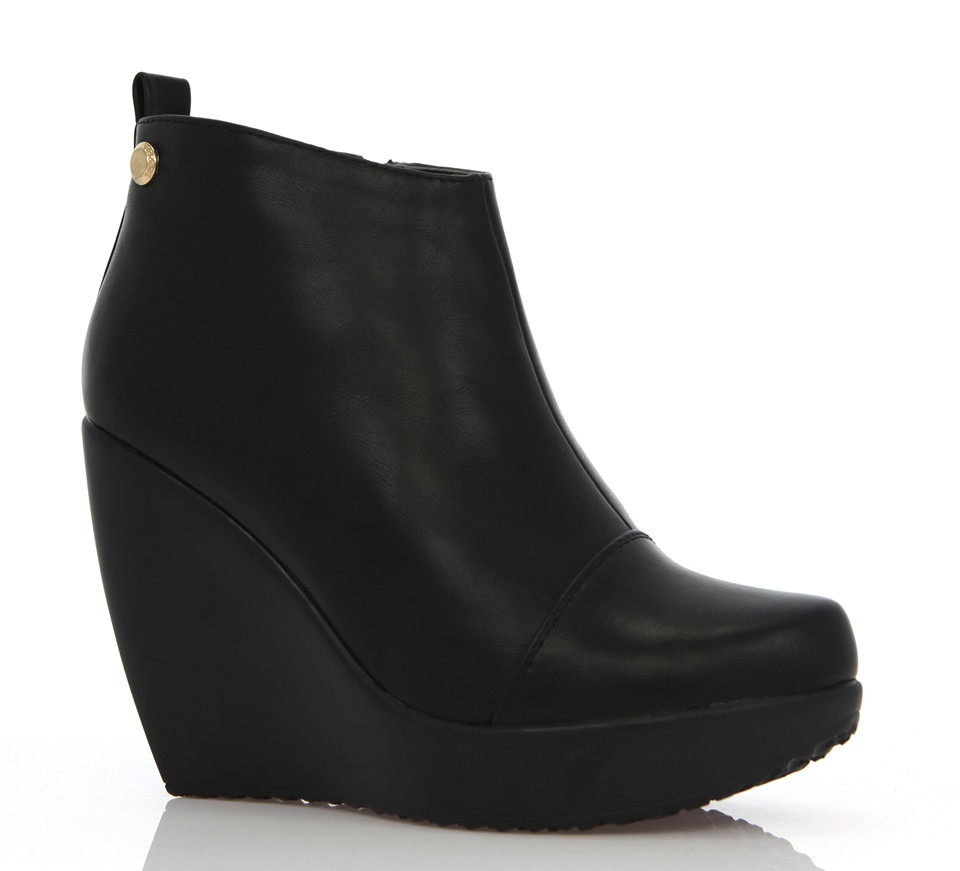 Женские ботинки ADELE Black
