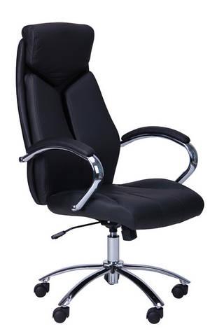 Кресло для руководителя Прайм черное