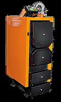 Промышленный твердотопливный котел длительного горения Донтерм КОТ 96Т