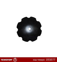 Диск бороны (ромашка) (D=800мм, круг 66мм толщина 8мм) БПД (ФРЕГАТ) (Бор) (Велес-Агро)   ВА-01.413