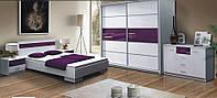 Дизайнерский комплект мебели в спальню под заказ в Херсоне