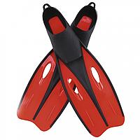 Ласти для плавання BW 27022 розмір 38-39 , в сітці (Червоний)