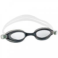Окуляри для плавання BestWay 21019 в чохлі (Чорний)