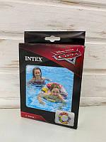 Intex 58260, надувний круг Тачки