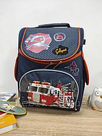 Рюкзак для школы с ортопедической спинкой 35*26*12 см