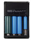 Универсальное зарядное устройство 26650 18650 14500 16340 22650, фото 5