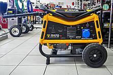 Бензиновая электростанция с автозапуском Rato R6000WEA (6 кВт, ATS)