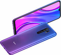 "Xiaomi Redmi 9 4/64Gb Purple 6.53"" 5020мАч, квад камера, NFC, Type-C ЕВРОПА смартфон ксяоми редми 9, фото 2"