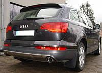 Насадки на выхлоп Audi Q7 (2005-2014)