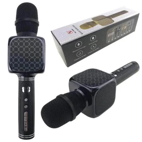 Микрофон с функцией караоке