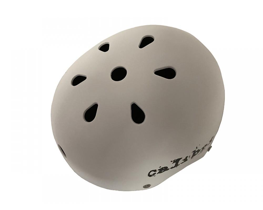 Шлем детский белый Calibri FSK-503