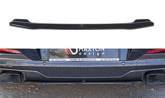 Диффузор BMW X4 G02 M Sport элерон тюнинг обвес
