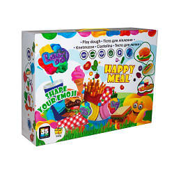 """Дитяче тісто для ліплення """"Lovin'do: Happy Meal"""" (ШК іншої позиції) 11006"""