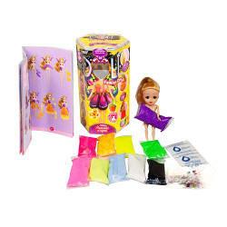 """Ігровий набір із пластиліном """"Princess Doll"""""""