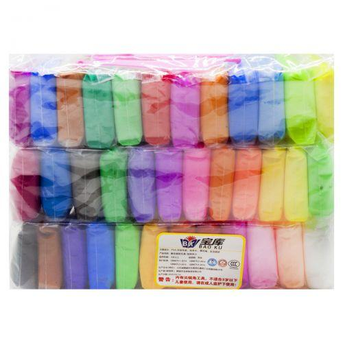 Масса для лепки детская, 36 цветов SK13G-36