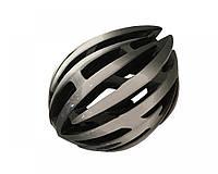 Велошлем черно-белый Calibri  TX97, фото 1