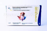 Стронхолд 20-40 кг для собак 1 піпетка 12% 240 мг